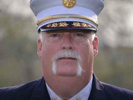 Chief Flanagan,Assistant Chiefs and Officers electedfor 2019