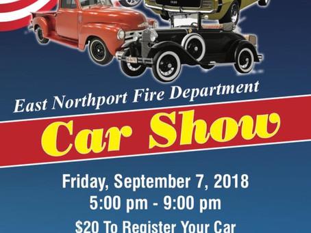 Upcoming Car Show!!