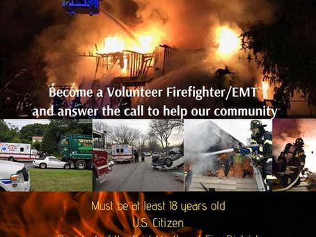 Volunteer Members Needed!!