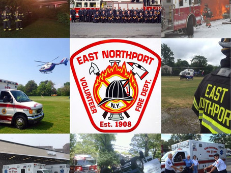 The East Northport Fire Department is currently holding a Membership Drive.  We are looking for resi