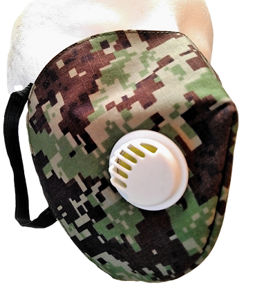 A98 Protective Mask W/Filter