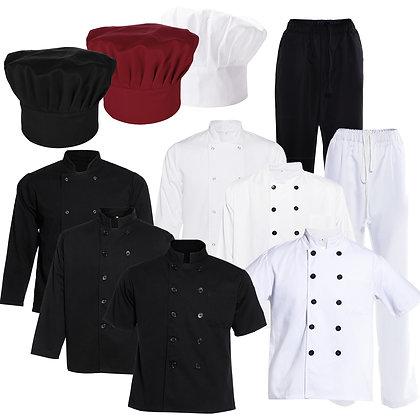 Chefs Formal Set