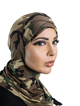 Camo Hijab
