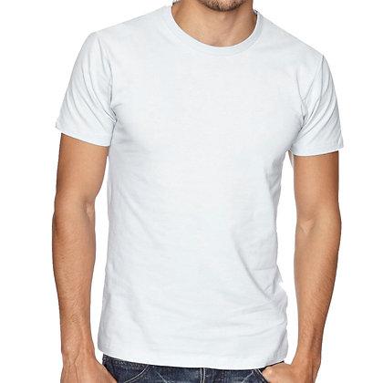 Men's Plain Crew T-Shirt