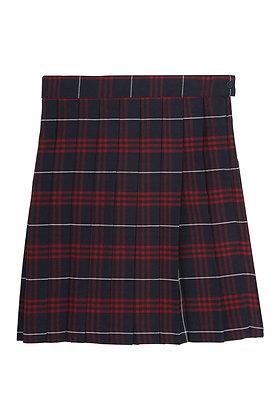 Plaid Short Uniform Skirt