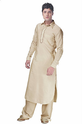 Men's Solid Kurta