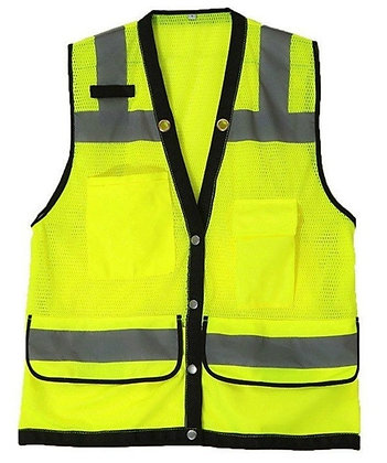 Long View Safety Vest