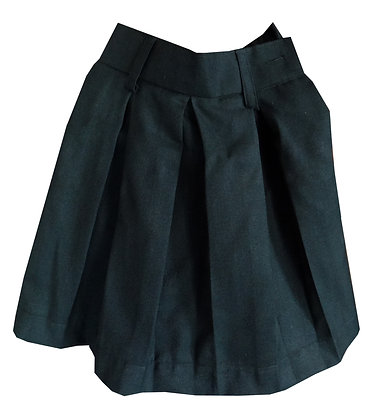 Western Pleated Skirt