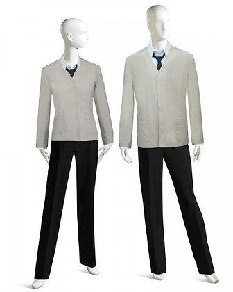 Servers Suit W/Tie