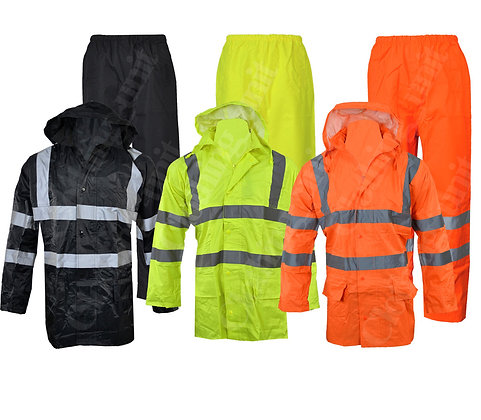 Safety Rain Suits