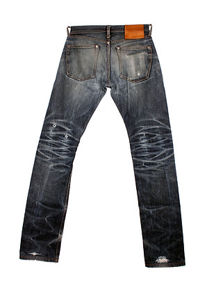 Men's Distressed Style Jeans