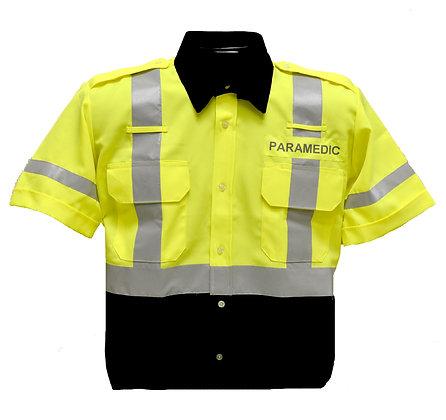 Paramedic Neon Top (short sleeve)