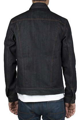 Men's Dark Denim Jacket