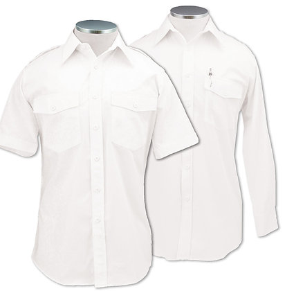 EMT White Oxford