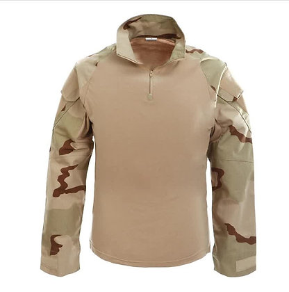 Desert Camo Jacket