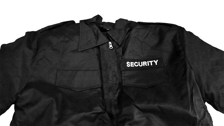 Security Zip Down