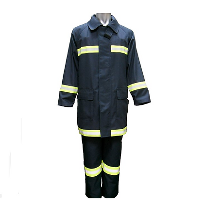 Fireman Blue Stripe