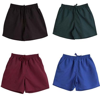 Cotton Gym Shorts