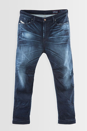 Men's Acid Wash Jeans