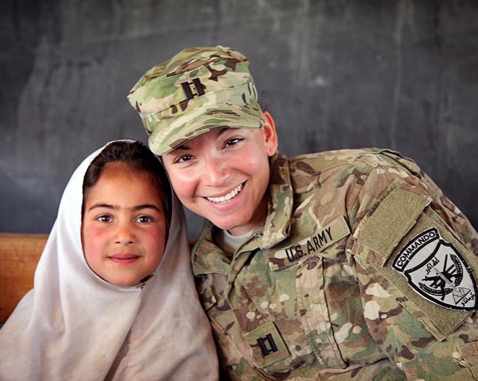 NATO's Afghan First Program