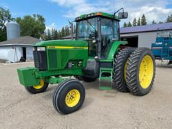 tractor no loader