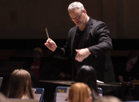 GCVI Band Director and Music Teacher Wins Beckwith Award