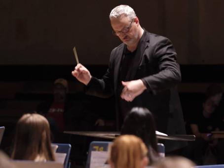 GCVI Band Director and Music Teacher Wins Beckwith Award