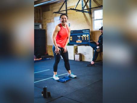Belinda Cox, a D18 OSSTF teacher, broke the Guinness World Record