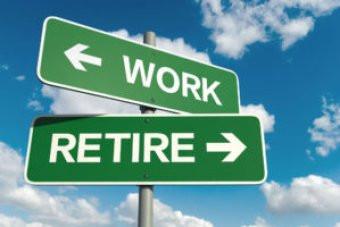 Retirement/Pension Workshop Tues Oct 22, 2019