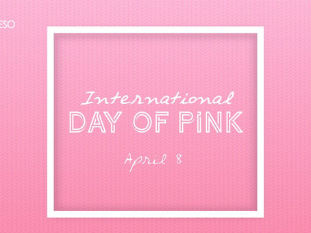 Day of Pink April 8, 2020