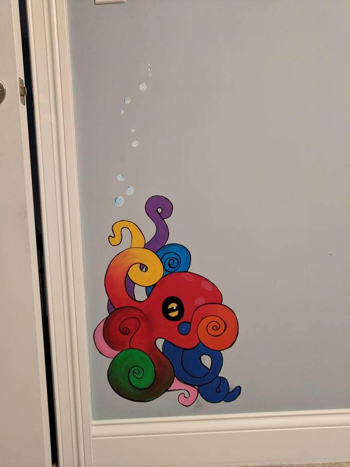Tina the Octopus
