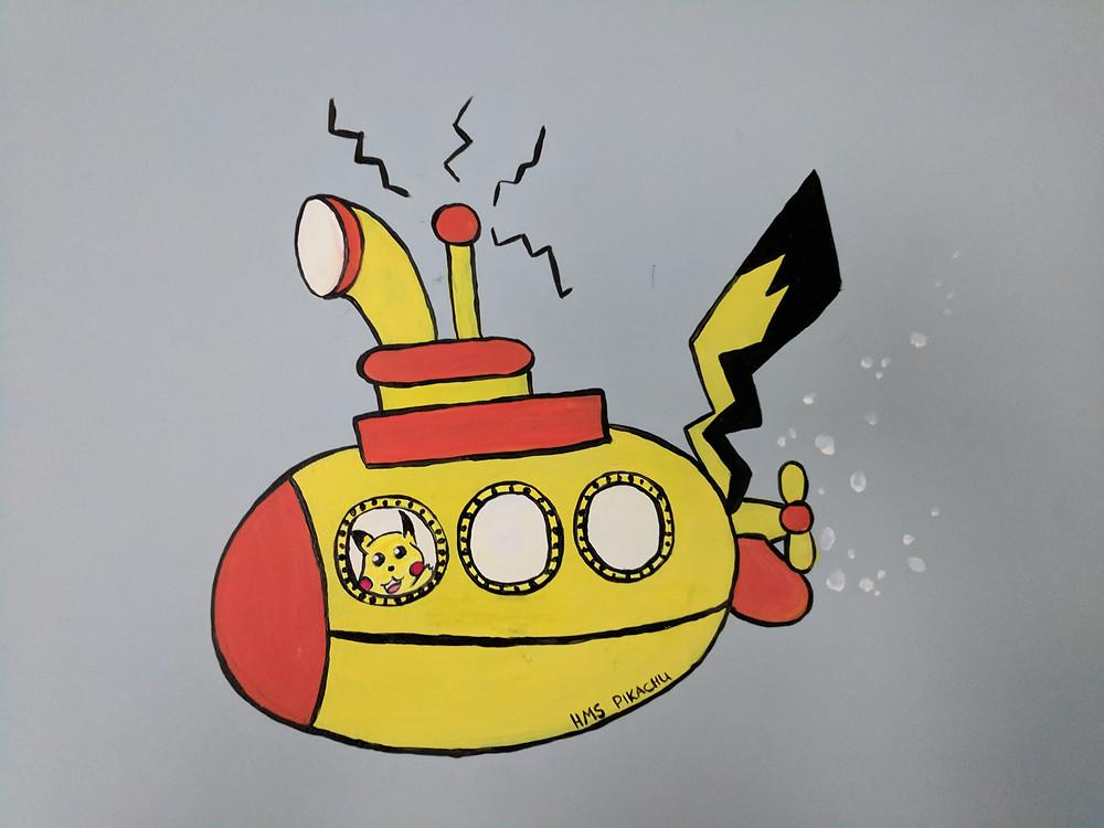 HMS Pikachu