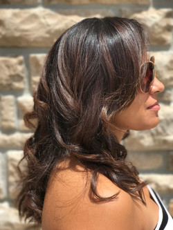 Color, Highlights, Cut and Style