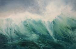 Un morceau d'océan