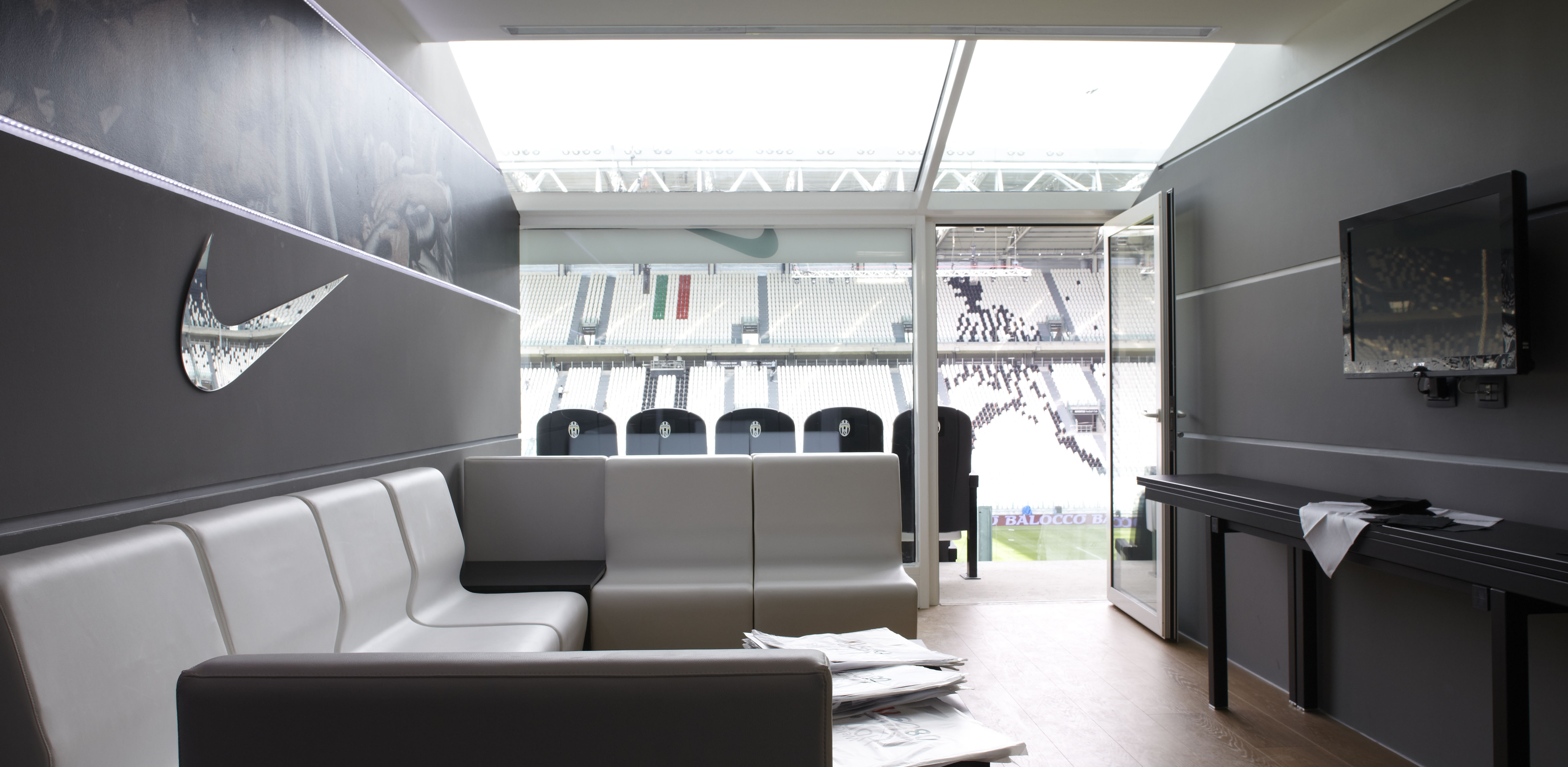 Juventus Stadium Box Torino