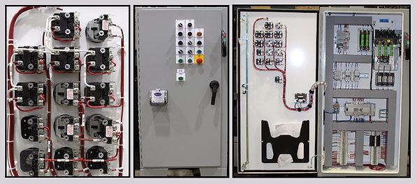 Henshaw PLC control panel