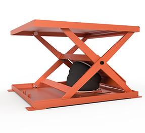 henshaw air lift table