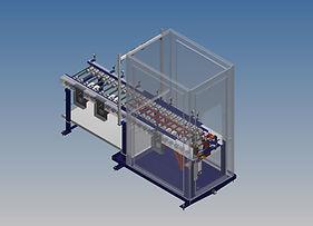 Powered Zone Roller Gantry