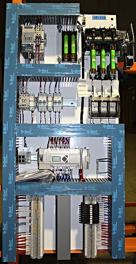 Henshaw micrologix plc industrial panel