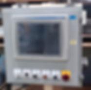 Henshaw operator control panel