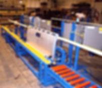 Henshaw roller conveyor