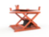 henshaw air lift and rotate table