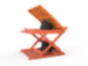 henshaw air lift and tilt table