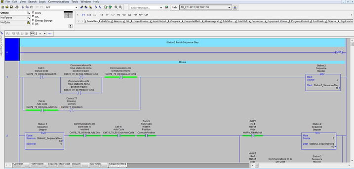 Henshaw rslogix 5000 plc programming