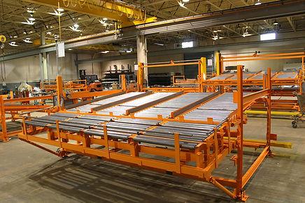 Henshaw gravity conveyor