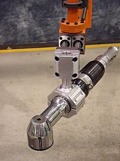 nutrunner torque tube lift assist