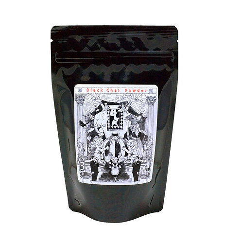 Black Chai Powder 8oz Bag