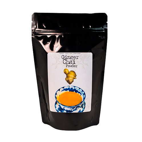 Ginger Chai Powder 1LB Bag