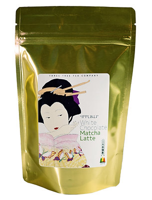 White Chocolate Matcha Latte 8oz Bag