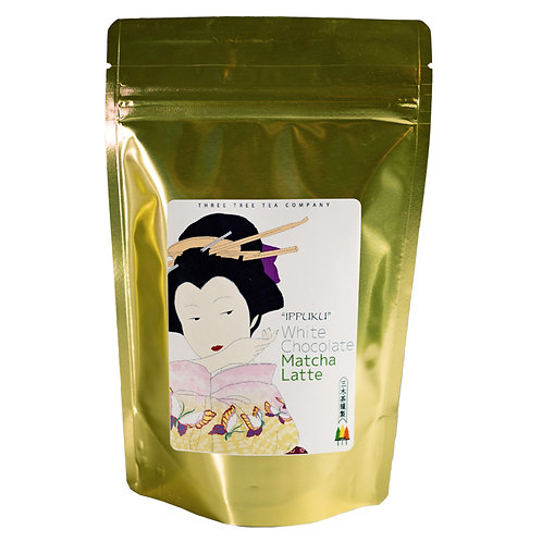 White Chocolate Matcha Latte 1LB Bag